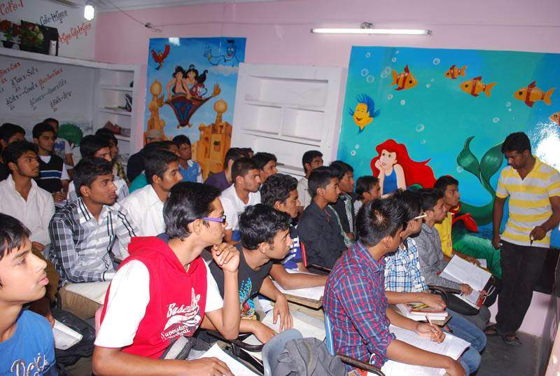 Junaids Tutorials - Masabtank Hyderabad - IAS - Tutions